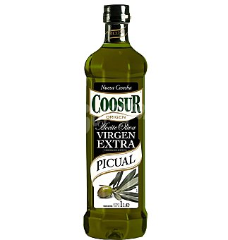 Coosur Aceite virgen extra Picual 1 l