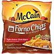 Patatas Forno Chips bolsa 600 g Mc Cain
