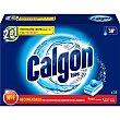descalcificador 2 en 1 paquete 30 pastillas CALGON Tabs