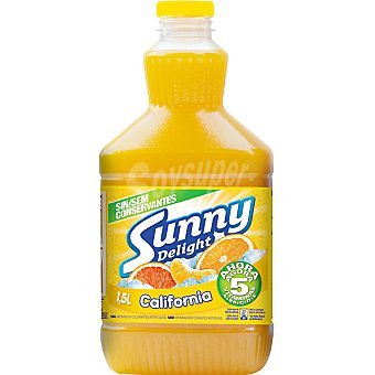 Sunny Delight Refresco multifrutas sin gas Envase 1,5 l