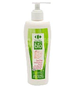 Carrefour Bio Leche limpiadora facial Bote de 200 ml