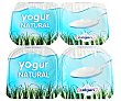 Yogur natural Pack 4 envases x 125 g Celgán