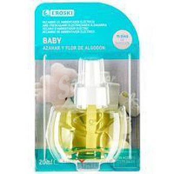 Eroski Ambientdor eléctrico baby Pack 1 unid