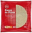 Bases pizza 4 UNI Condis