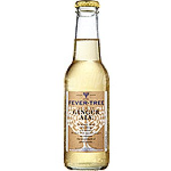 Fever Tree ginger ale botella 200 ml