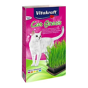 Vitakraft Hierba para gatos Cat Grass 120 gr