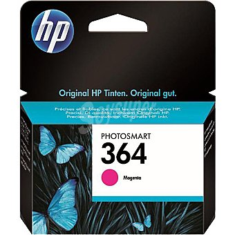HP Nº 364 cartucho color magenta