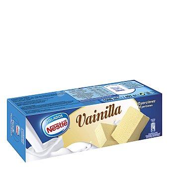 Helados Nestlé Bloque de helado vainilla Estuche 1 l