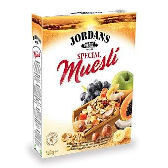 Jordans Cereales muesli con frutos secos 500 gr
