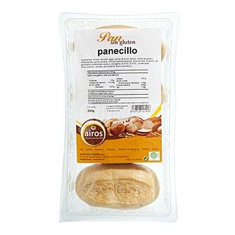 Airos Panecillos sin gluten 200 g