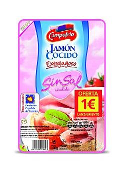 Campofrío Jamon cocido red/sal lonc 90G