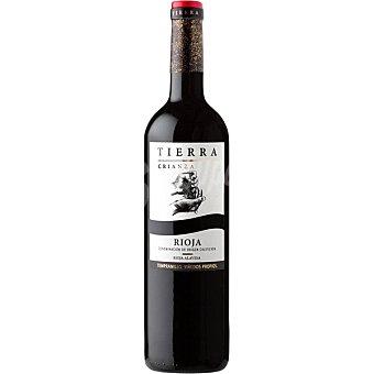 TIERRA vino tinto crianza D.O. Rioja botella  75 cl