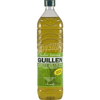 Guillen Aceite de oliva sabor intenso 1ª botella 1 l Botella 1 l