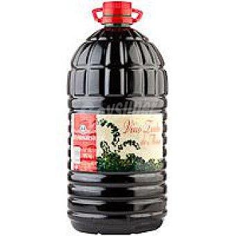 EL PROGRESO Vino Tinto Garrafa 5 litros