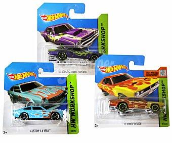 MATTEL Hot Wheels 5785 - Vehiculos Mattel (surtido)