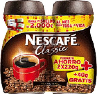Nescafé SOLUBLE NATURAL DUPLO 440 GRS
