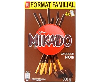 Mikado Galleta chocolate negro 300 Gramos