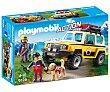 Escenario de juego Vehículo de rescate de montaña con figura y accesorios, Action 9128 playmobil  Playmobil