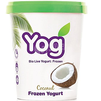 YOG Yogur helado de coco Tarrina 500 ml