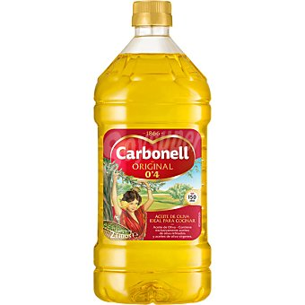 CARBONELL Aceite de oliva suave 0,4º  botella 2 l