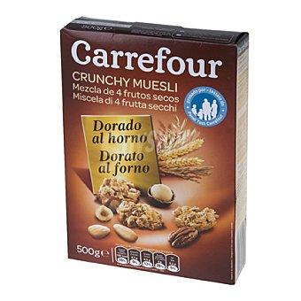 Carrefour Muesli con frutos secos 500 g
