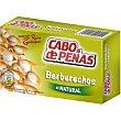 Berberechos Rías Gallegas Lata 63 g Cabo de Peñas