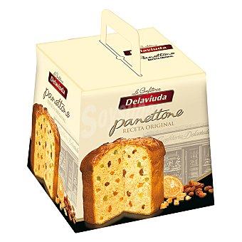 Delaviuda Panettone receta original Caja 500g