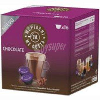 Cdg mepiachi Café chocolate Caja 16 monodosis
