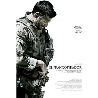 El francotirador (clint Eastwood)