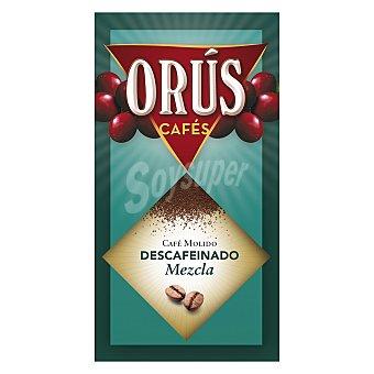 Orus Café molido descafeinado mezcla 50/50 1 kg
