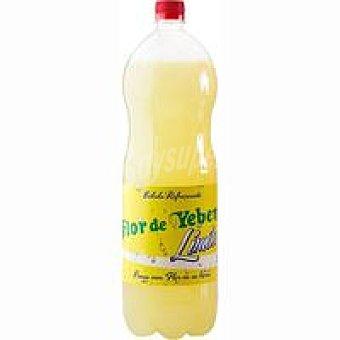 Flor de Yebenes Refresco de limón Botella 2 litros