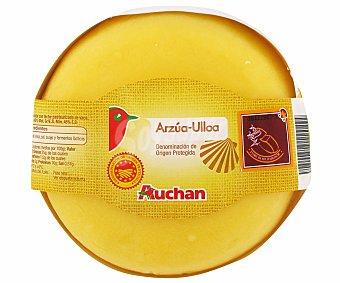 Auchan Queso Arzúa Ulloa 500 gramos aproximados