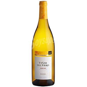 VIÑAS DEL VERO Colección Vino blanco chardonnay D.O. Somontano Botella 75 cl