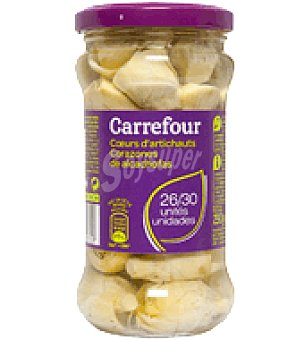 Carrefour Corazones de alcachofa 290 g