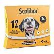 Collar antiparásitos para perros Protector Band 65 cm 1 unidad Scalibor