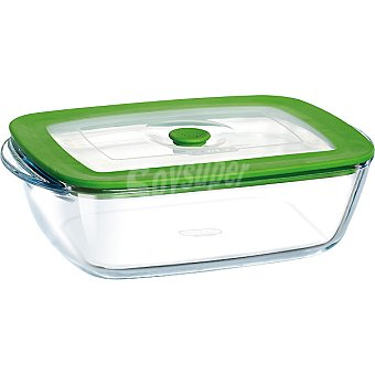 Pyrex 4 in 1 Plus recipiente con tapa 17 x 105 cm