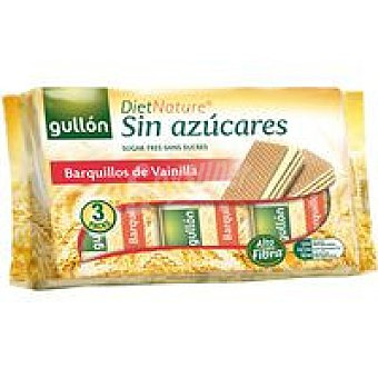 Gullón Gullón Galletas Diet nature barquillo 330g 330g