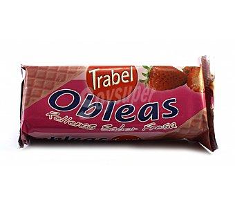 Trabel Obleas de fresa 90 g