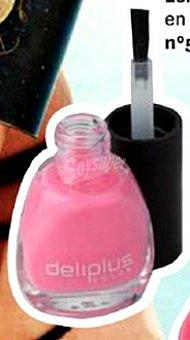 DELIPLUS Laca uñas Nº 589 Rosa claro verano 1 unidad