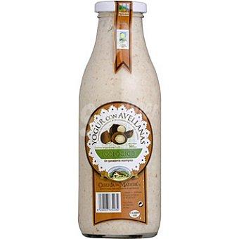 Caseria la Madera Yogur con avellana ecológico Envase 500 g
