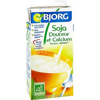Bjorg bebida de soja con calcio envase 1 l