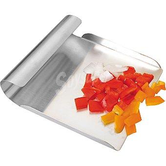Ibili Pala recoge verduras en acero inoxidable 24 x 15 cm 1 Unidad