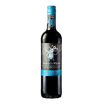 BESO DE VINO Vino tinto selección 2011 75 cl