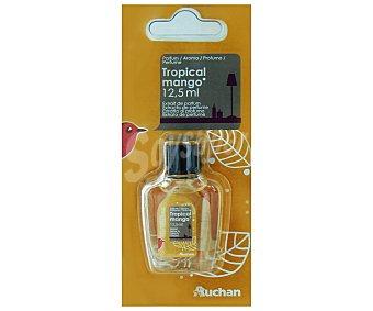 Auchan Aceite perfumado con olor a mango tropical, idóneo para realizar aromaterápia 12.5 mililitros