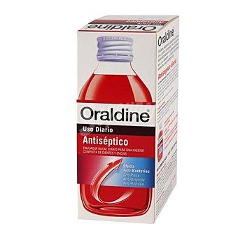 Oraldine Colutorio para enjuague bucal uso diario antiséptico 400 Mililitros