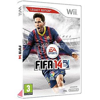 WII Wii videojuego fifa 14  1 unidad