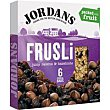 Barritas de cereal-frutos secos Caja 180 g Jordans