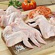 Alas de pollo 500.0 g. Carrefour