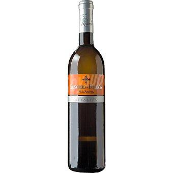 Señorio de Rubios Vino blanco albariño D.O. Rías Baixas Botella 75 cl