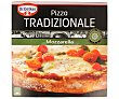 Pizza de mozzarella horneada directamente sobre piedra 360 g Tradizionale Dr. Oetker
